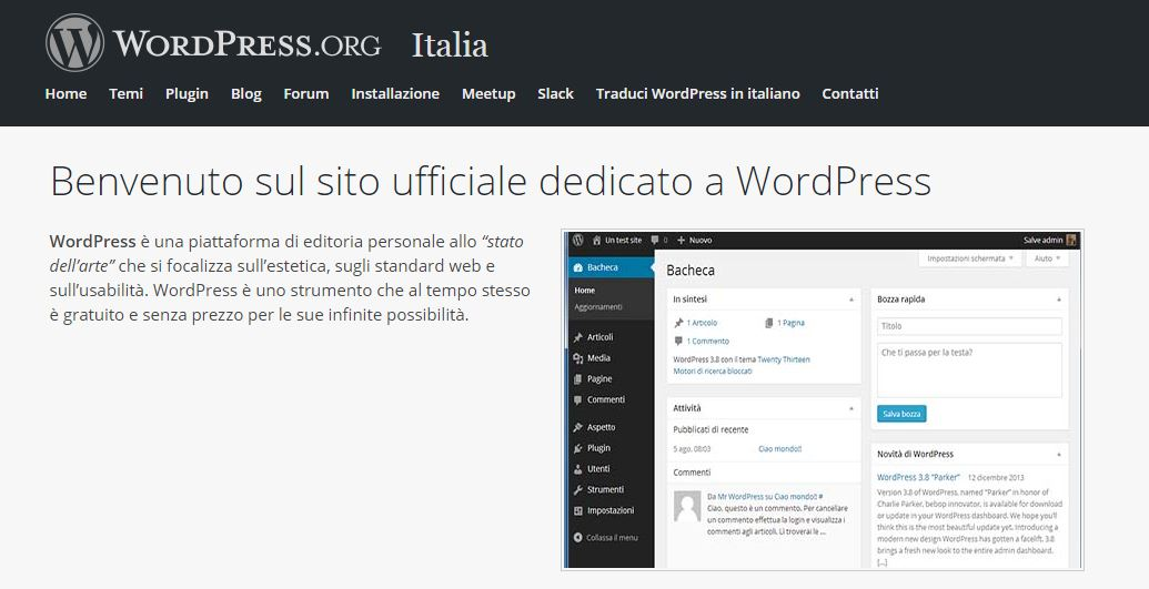wordpress.org-panoramica